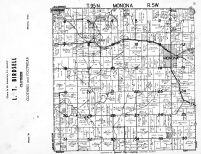 Monona Township, Hardin, Clayton County 1950